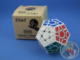ShengShou Megaminx Pearl Biała