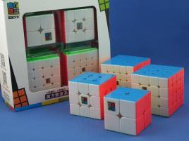 MoYu MoFang JiaoShi Gift Pack BOX Kolor