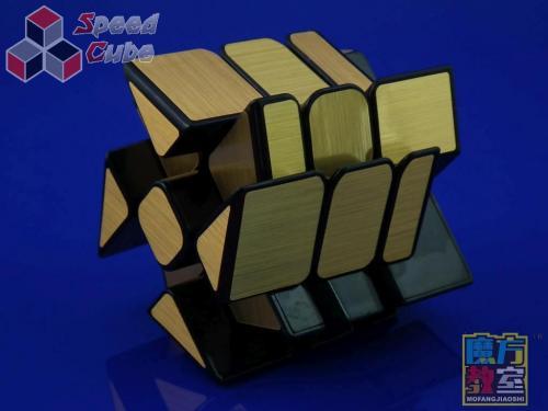 MoYu MoFang JiaoShi Windmill Mirror Gold