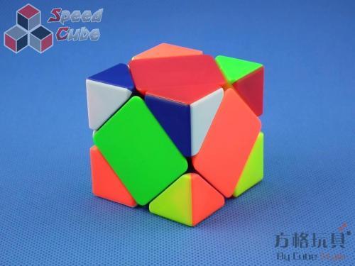 Cube Style Skewb Kolorowa