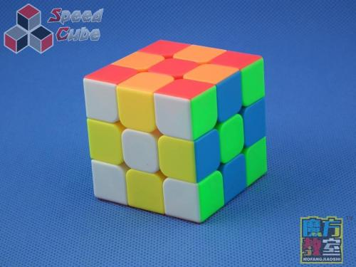 MoYu MoFang JiaoShi 3x3x3 MF3S Kolorowa