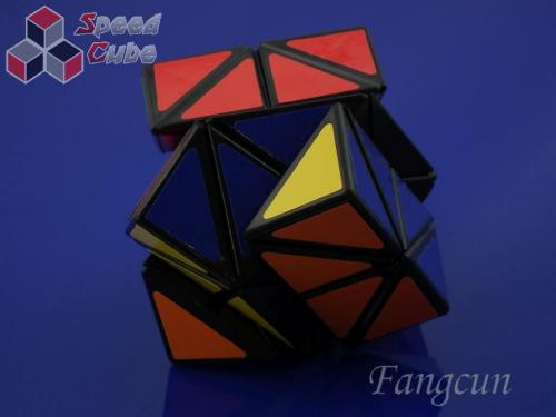 FangCun Helicopter Cube Black