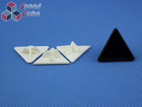 MoFangGe QiYi Pyraminx QiMing A Biała
