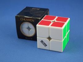 MoYu MoHuan ShouSu ChuWen 2x2x2 Biała