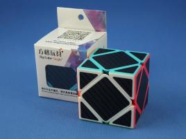 Cube Style Skewb Carbon Stick.