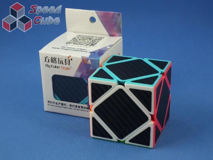 FangGe Cube Style Skewb Carbon Stick.