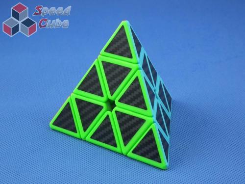 Cube Style Triumph Pyraminx Carbon Bright
