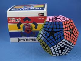 ShengShou Kilominx Elite 6x6x6 Czarna