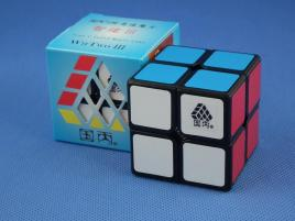 WitEden Type C WitTwo v3 2x2x2 Czarna