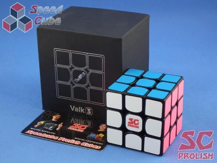PROLISH MFG Valk 3 3x3x3 Czarna Full Bright