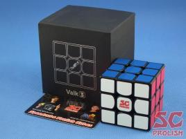 PROLISH MFG Valk 3 3x3x3 Czarna High Bright