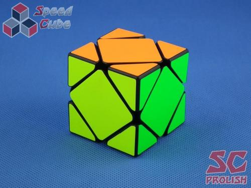 PROLISH MoYu Magnetic Skewb Czarna Half Bright