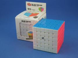 YongJun YuShi 6x6x6 Kolorowa