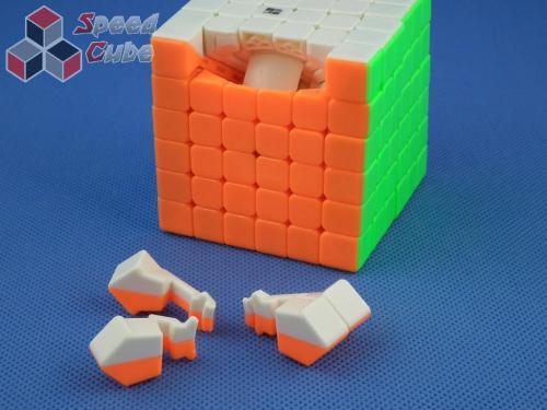 YongJun YuShi 6x6x6 Czarna