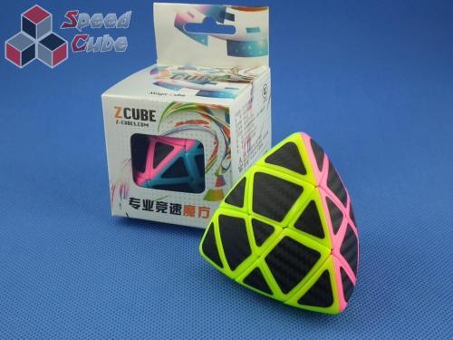 Z-Cube Mastermorphix Carbon Stikcers Kolorowa PiNK