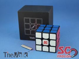 PROLISH MFG Valk 3 3x3x3 Czarna Magnetyczna