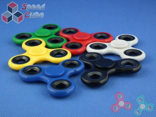 FidGet - Triple Eco Spinner Blue