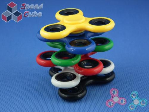 FidGet - Triple Eco Spinner Green