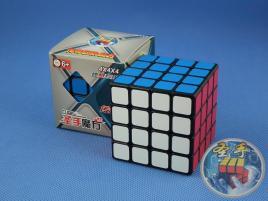 ShengShou 4x4x4 Legend Czarna