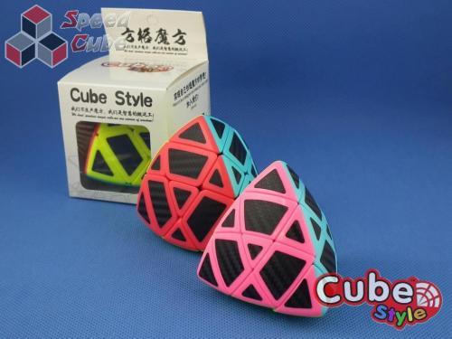 Cube Style Mastermorphix Carbon Stick. PiNK