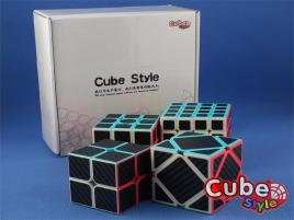 Cube Style Pack Carbon Stick. Red vol.1