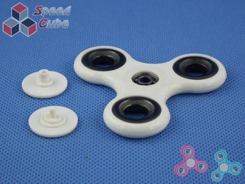 FidGet - Triple Eco Spinner White
