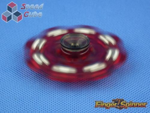 MoYu Eight Balls Finger Spinner Red 9948A
