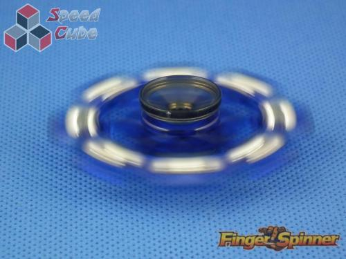 MoYu Eight Balls Finger Spinner Blue 9948B