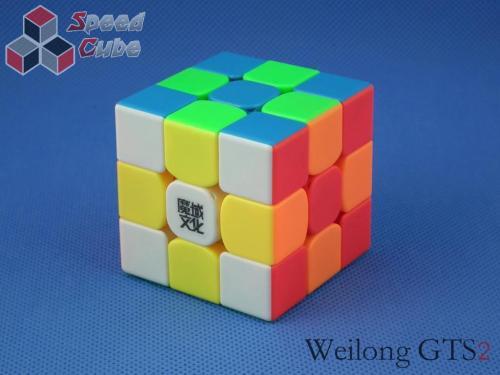 MoYu WeiLong GTS2 3x3x3 Kolorowa