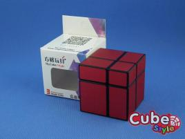 Cube Style Mirr-Two Mirror 2x2x2 Red