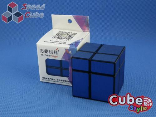 Cube Style Mirr-Two Mirror 2x2x2 Blue