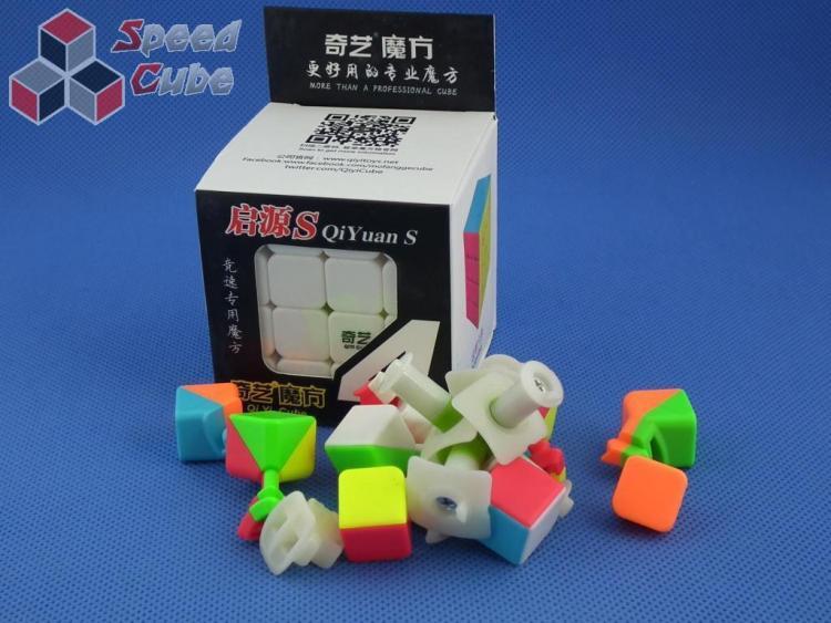 Części MoFangGe QiYi QiYuan S 4x4x4 Kolorowa