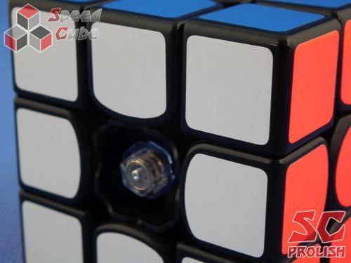PROLISH GAN356 Air U 3x3x3 Czarna Full Bright Blue GES