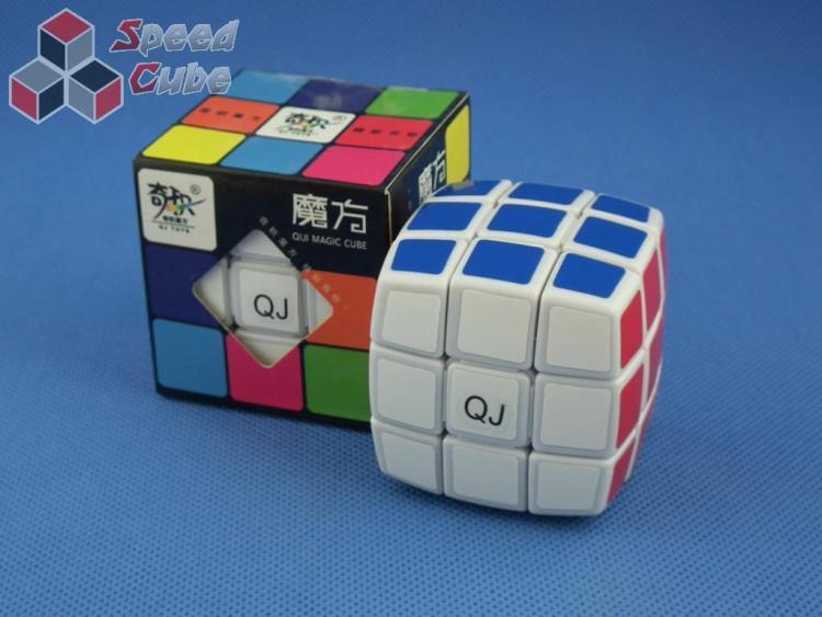 QJ 3x3x3 Round Biała
