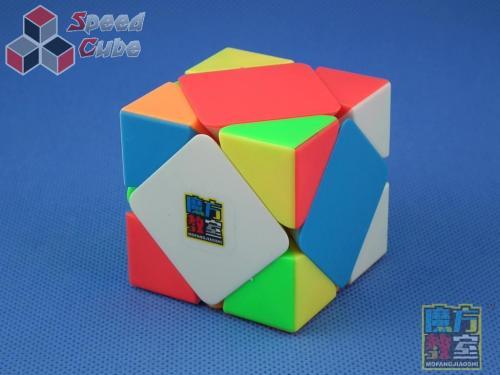 MoYu MoFang JiaoShi Classroom Skewb Kolorowa