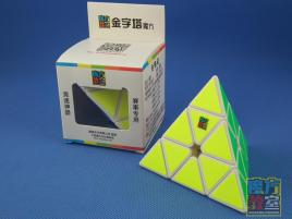 MoYu MoFang JiaoShi Classroom Pyraminx Biała