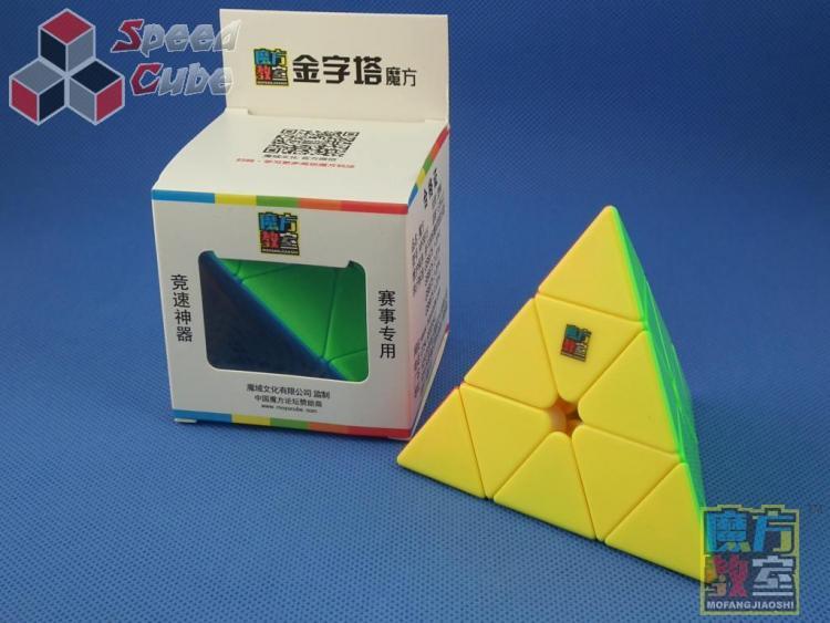 MoYu MoFang JiaoShi Classroom Pyraminx Kolorowa
