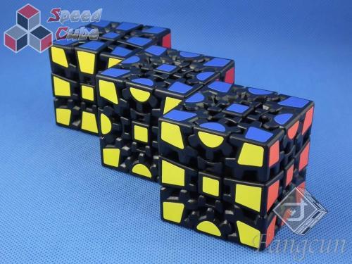 FangCun Gear Cube III 3x3x3 Czarna
