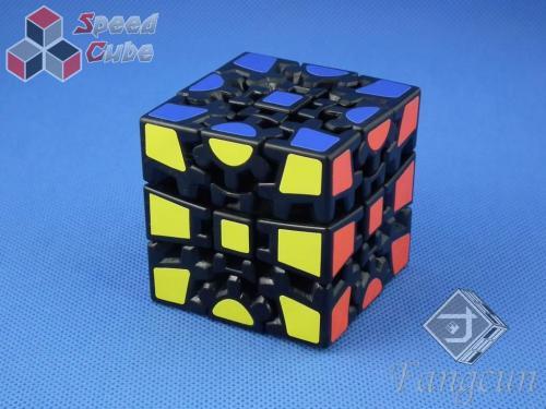 FangCun Gear Cube II 3x3x3 Czarna
