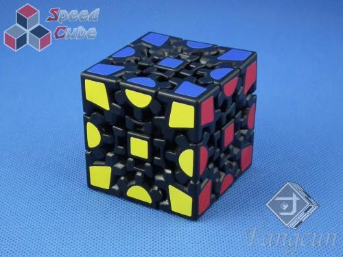 Fangcun Gear Cube I 3x3x3 Czarna