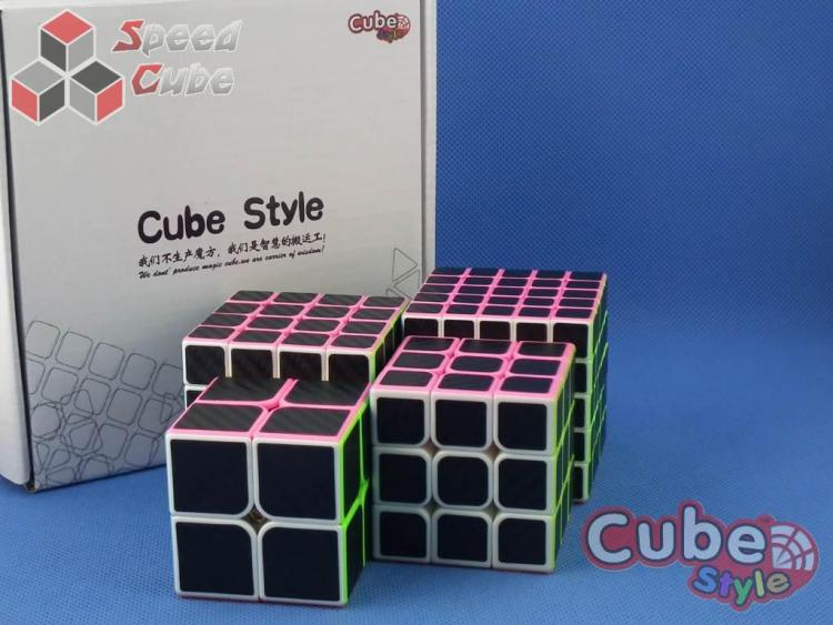 FangGe Cube Style Pack Carbon Stick. Candy vol.2