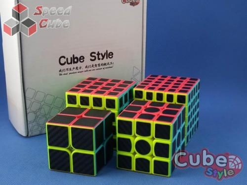 Cube Style Pack Carbon Stick. Red vol.3