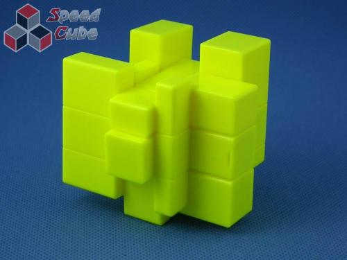 QiYi Mirror 3x3x3 Yellow