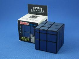 QiYi Mirror 3x3x3 Black/Blue