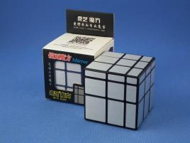 QiYi Mirror 3x3x3 Black/Silver