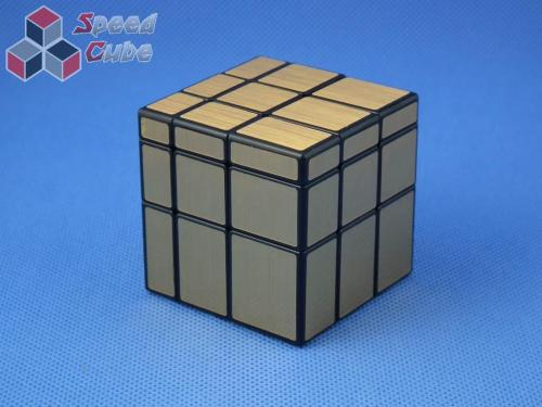 QiYi Mirror 3x3x3 Black/Gold