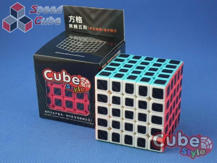 FangGe Cube Style 5x5x5 BenTeng Small Carbon Stick.
