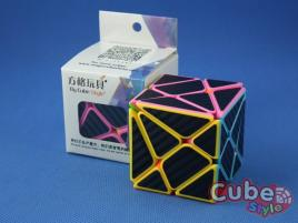 Cube Style Axis Stickerless Carbon St.