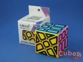 Cube Style Windmill Stickerless Hollow Carbon St.
