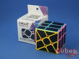 Cube Style Windmill Stickerless Carbon St.